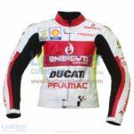 Andrea Iannone Ducati Motorcycle jacket | Ducati motorcycle jacket