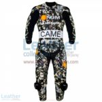 Colin Edwards Camo MotoGP 2014 Race Suit | Colin Edwards Camo MotoGP 2014 Race Suit