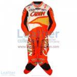 Colin Edwards Honda Leathers 2002 Suzuka 8 Hours | honda leathers
