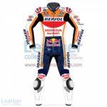 Dani Pedrosa HRC Honda Repsol MotoGP 2017 Race Suit   Dani Pedrosa HRC Honda Repsol MotoGP 2017 Race Suit