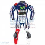 Jorge Lorenzo Movistar Yamaha MotoGP 2015 Leathers | Jorge Lorenzo leathers
