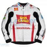 Marco Simoncelli Honda 2011 MotoGP Jacket   Marco Simoncelli Honda 2011 MotoGP Jacket