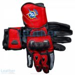 MV Agusta 2017 Leather Motorcycle Gloves | MV Agusta 2017 Leather Motorcycle Gloves