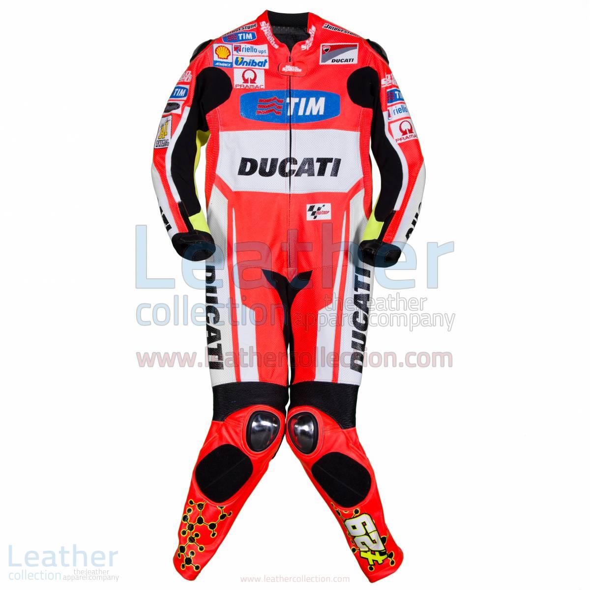 Andrea Iannone Ducati MotoGP 2015 Racing Suit