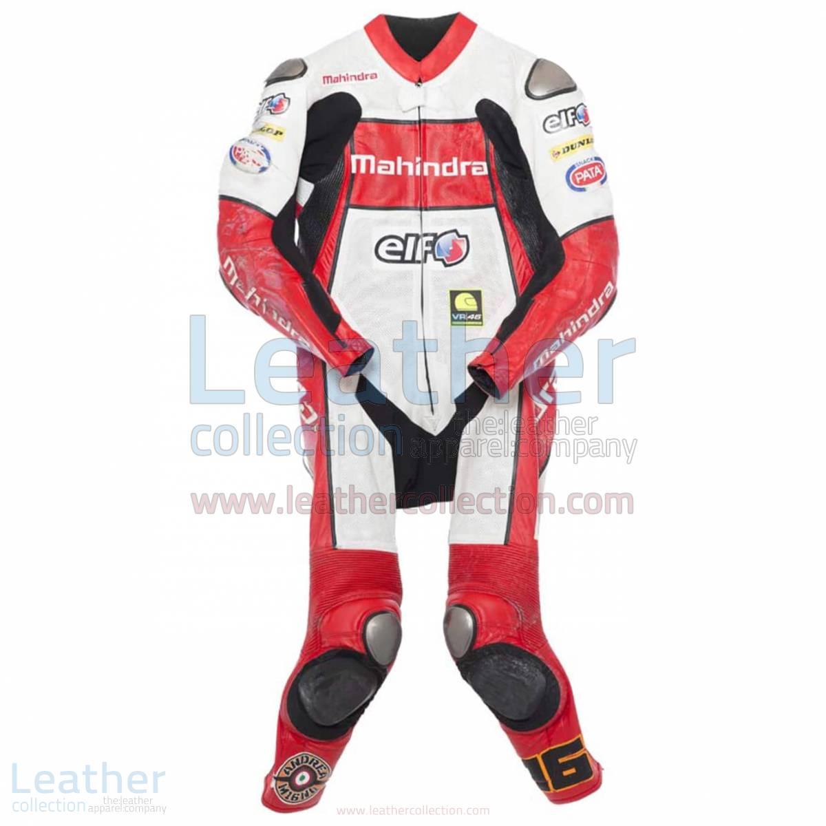 Andrea Migno 2014 CEV Racing Suit