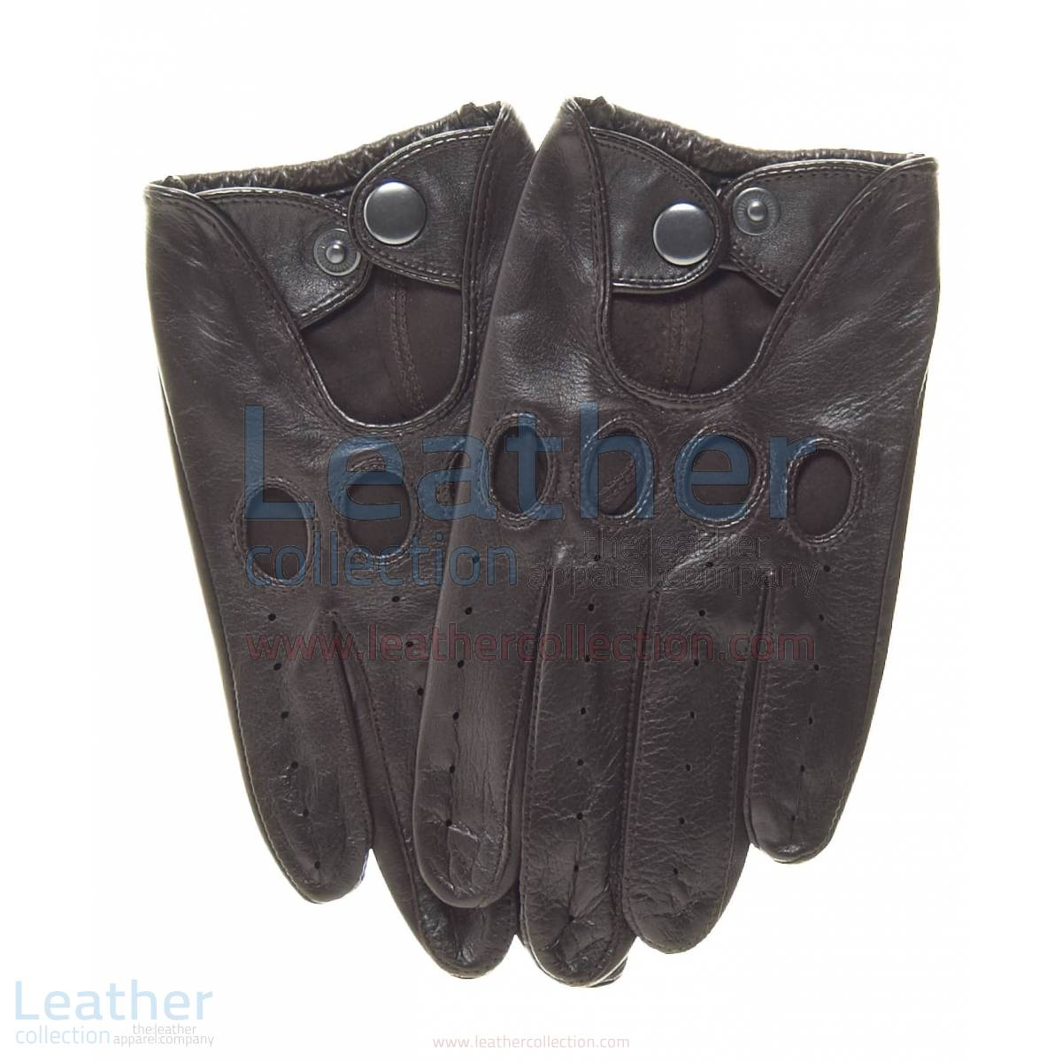Leather Fashion Driving Gloves