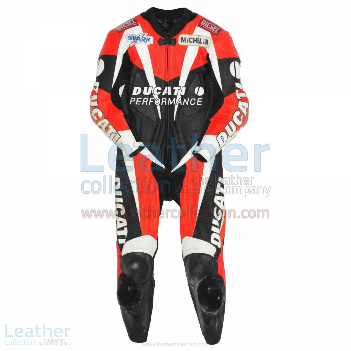 Carl Fogarty Ducati WSBK 1998 Leathers