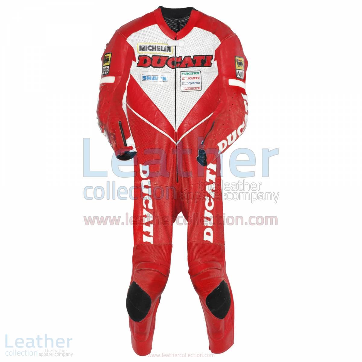 Carl Fogarty Ducati WSBK 1995 Leather Suit