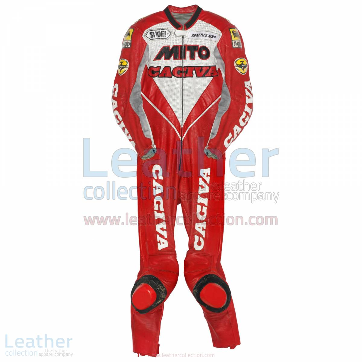 Eddie Lawson Cagiva 1992 Motorcycle Suit