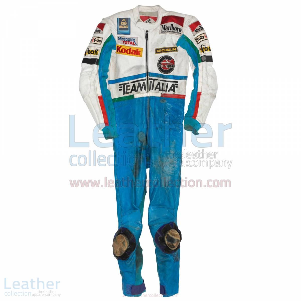 Fausto Gresini Garelli GP 1985 Racing suit