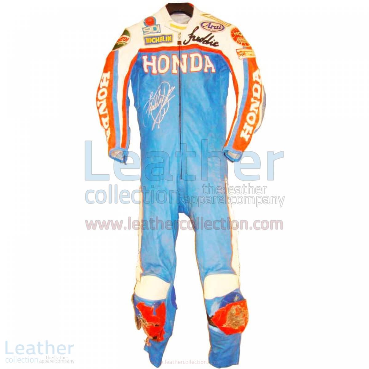 Freddie Spencer Honda GP 1983 Leather Suit