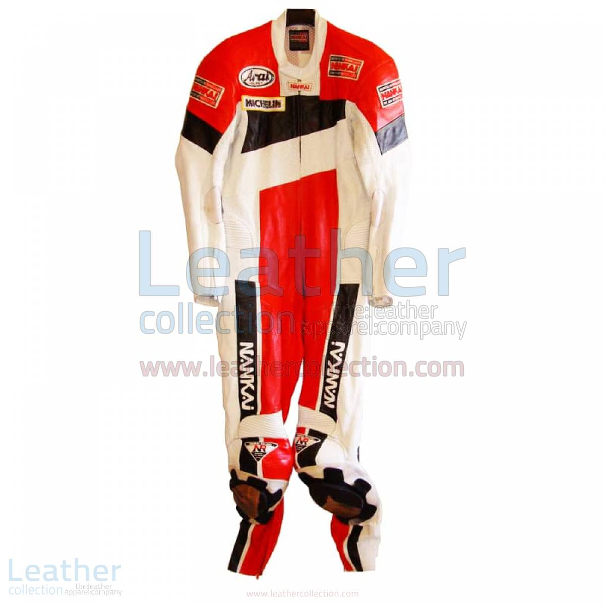 Freddie Spencer Nankai GP Replica Race Leathers