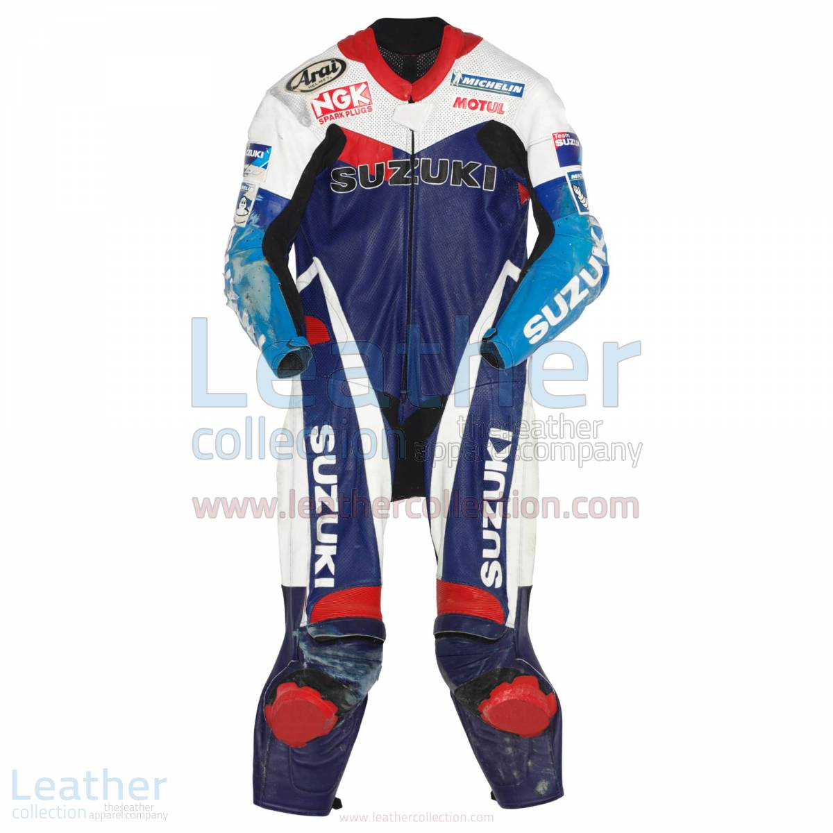 Kenny Roberts jr Suzuki GP 1999 Leathers