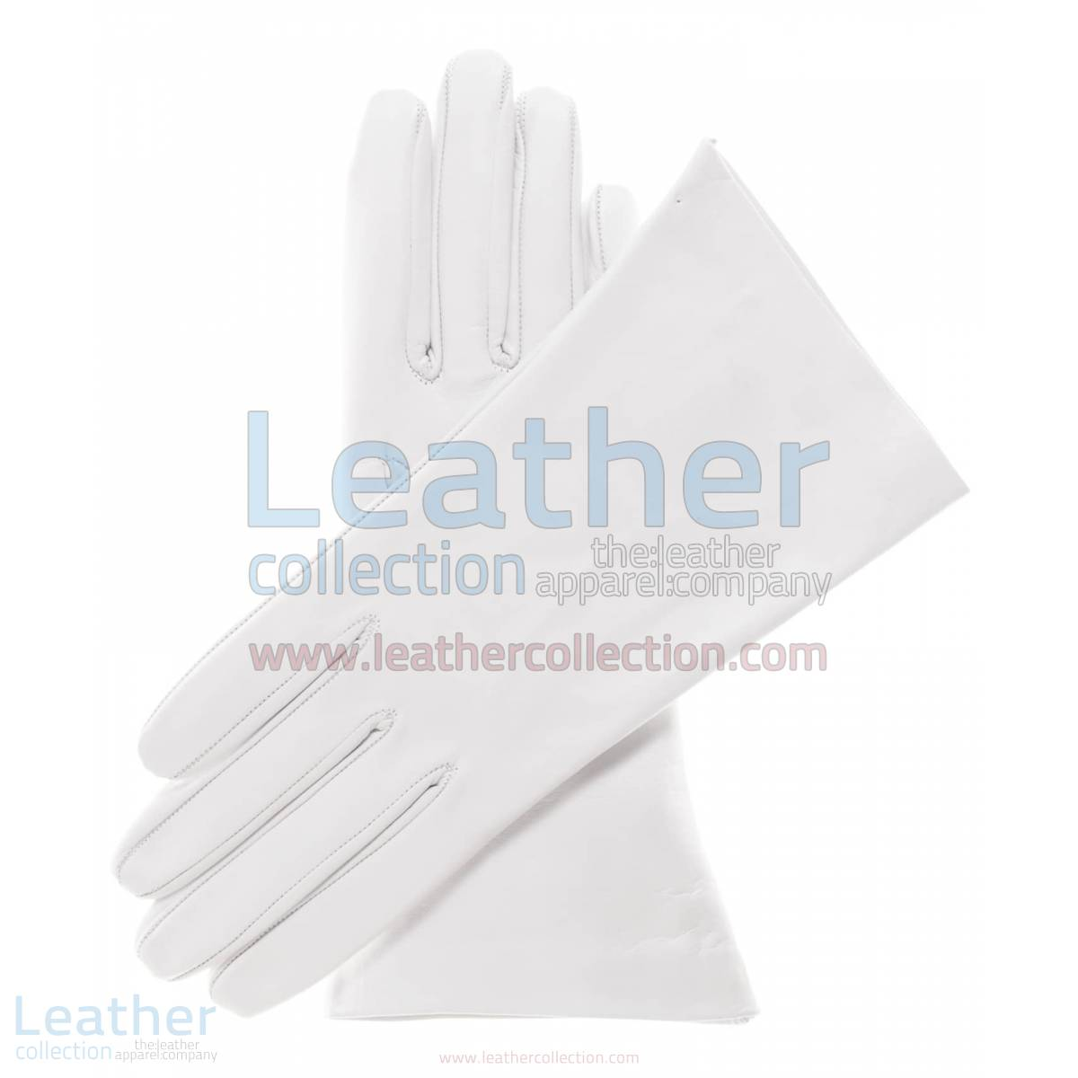 Ladies Natural Leather Gloves