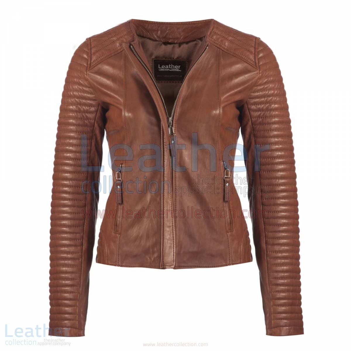 Ladies Legacy Leather Jacket