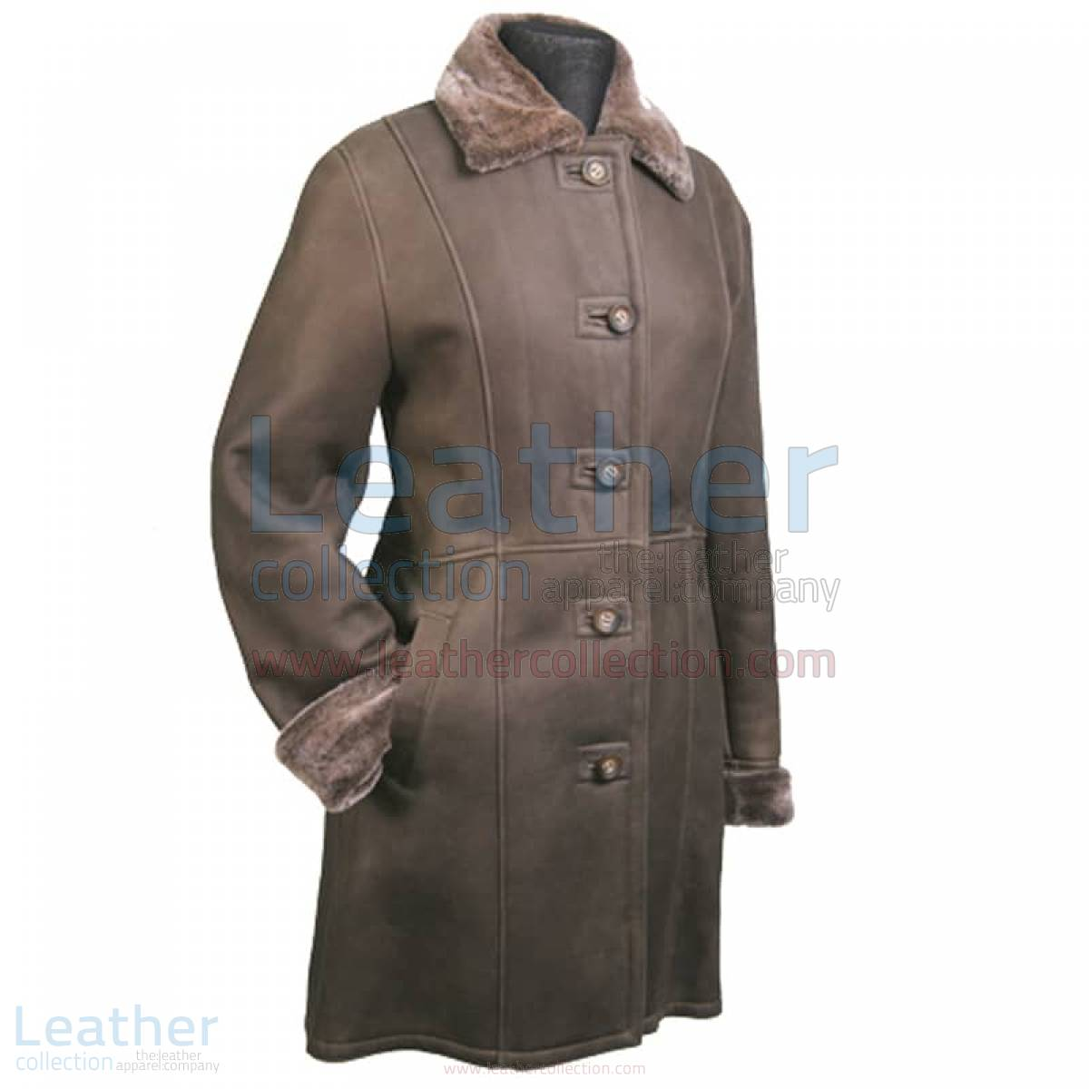 mens long length coats