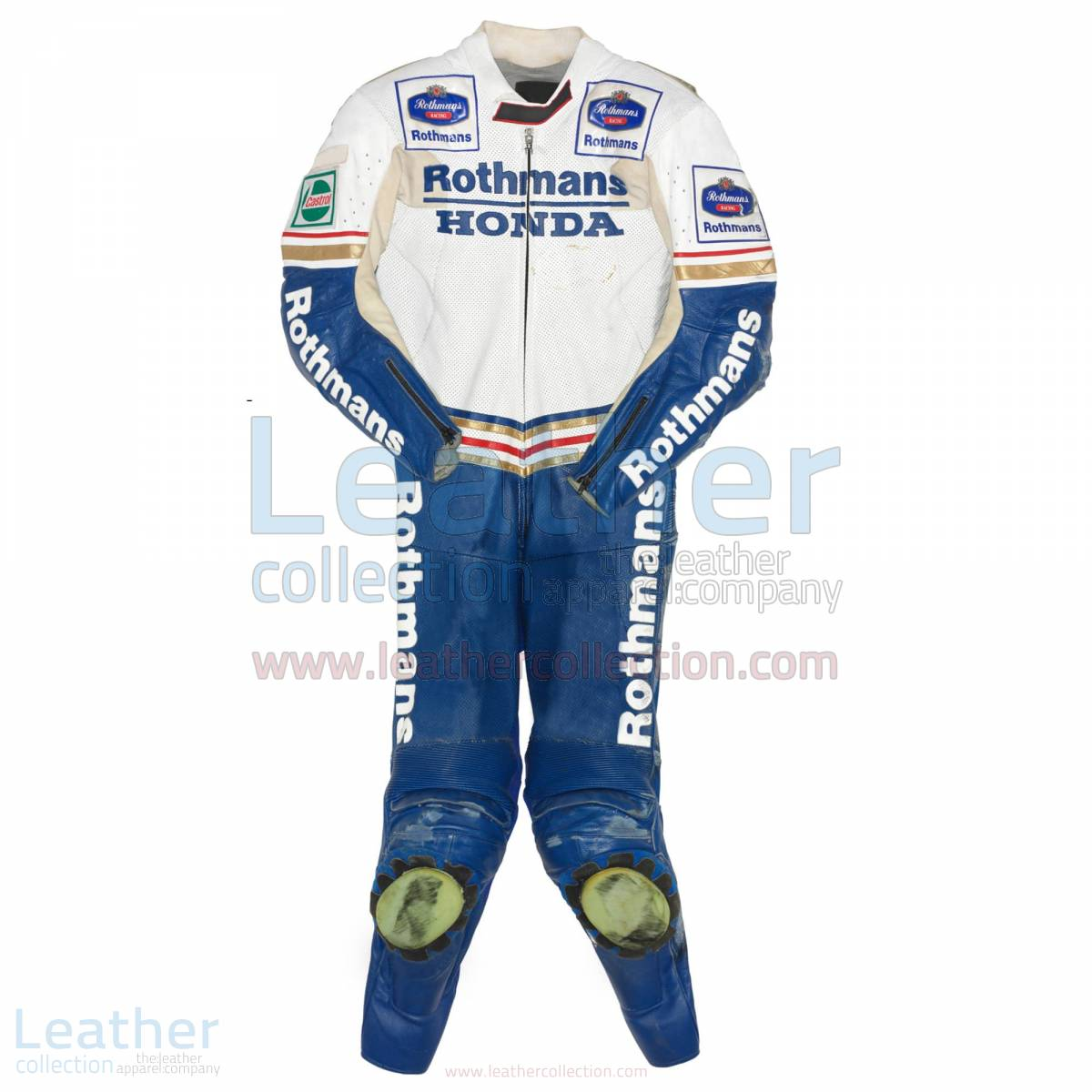 Luca Cadalora Rothmans Honda GP 1991 Leather Suit