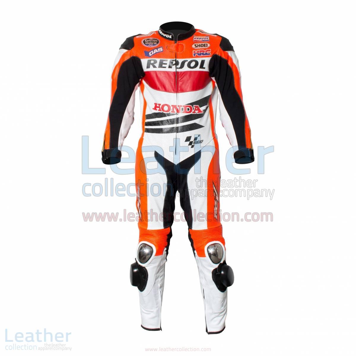 Marquez HRC 2013 Race Leathers