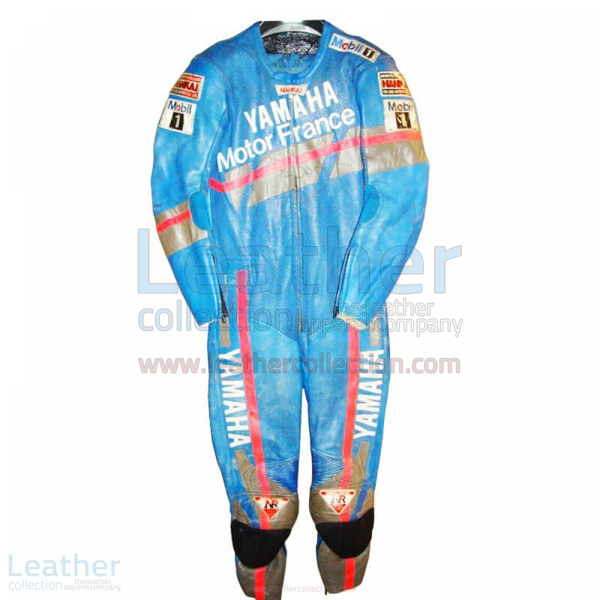 Niall Mackenzie Yamaha GP 1991 Leathers