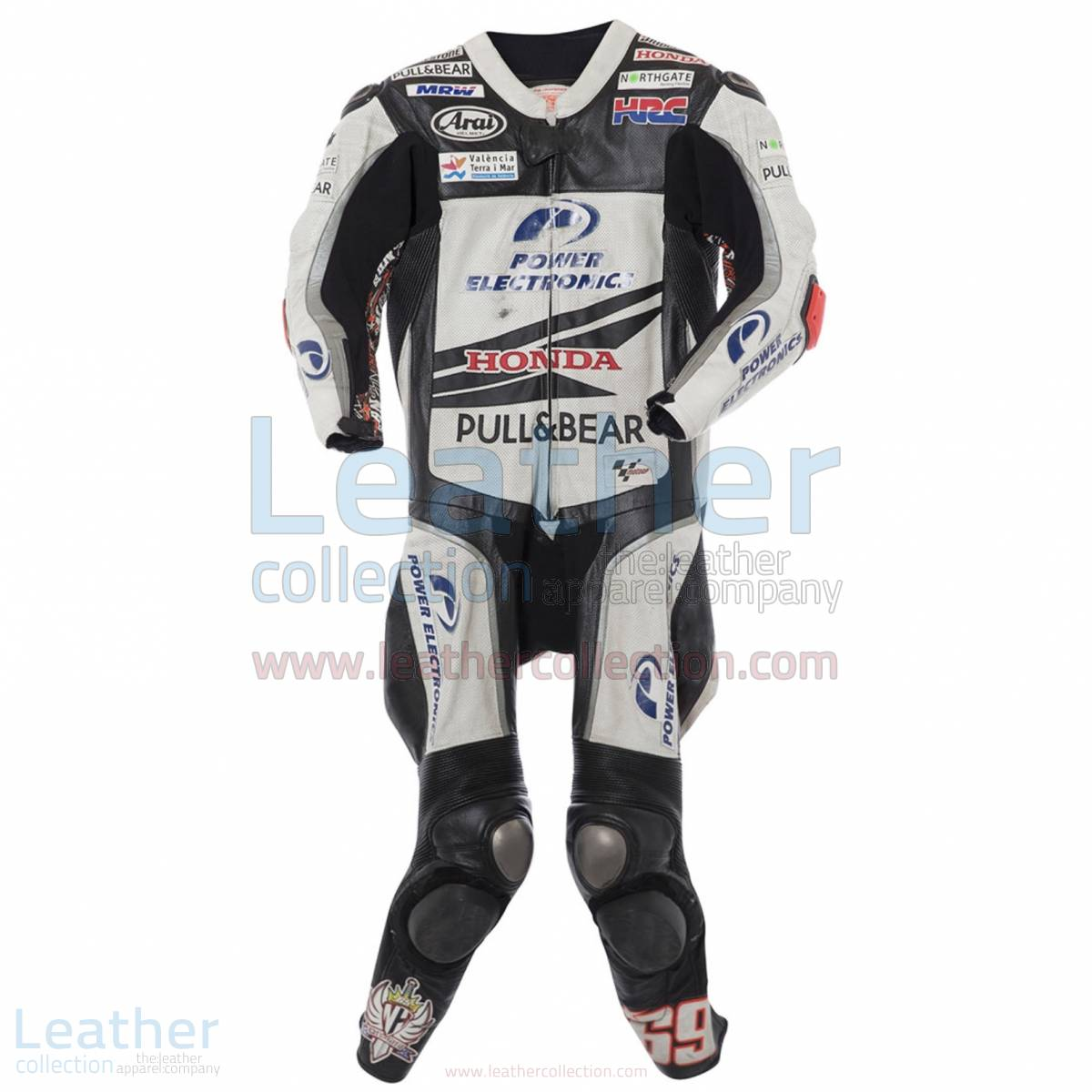Honda race suit