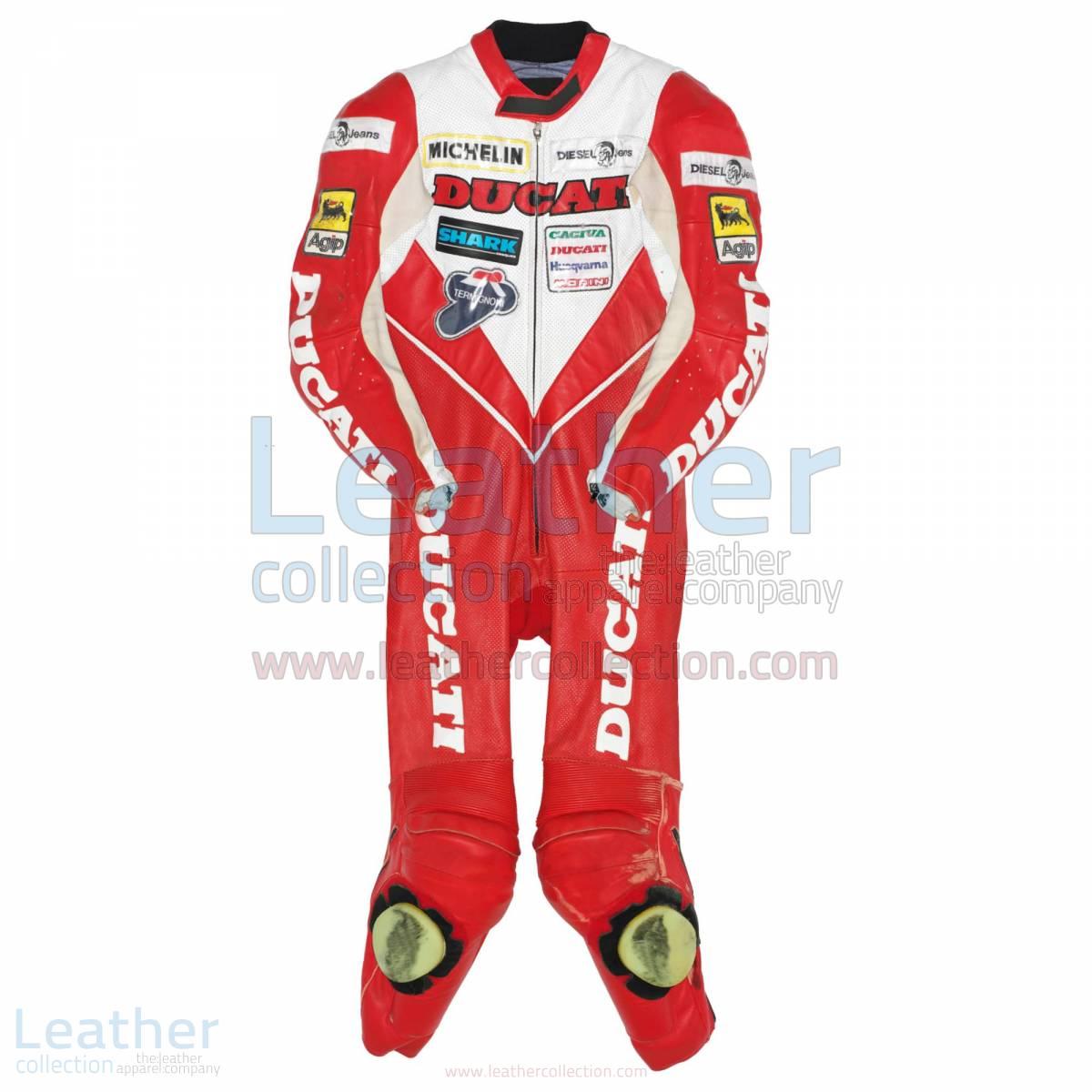 Raymond Roche Ducati WSBK 1990 Leather Suit