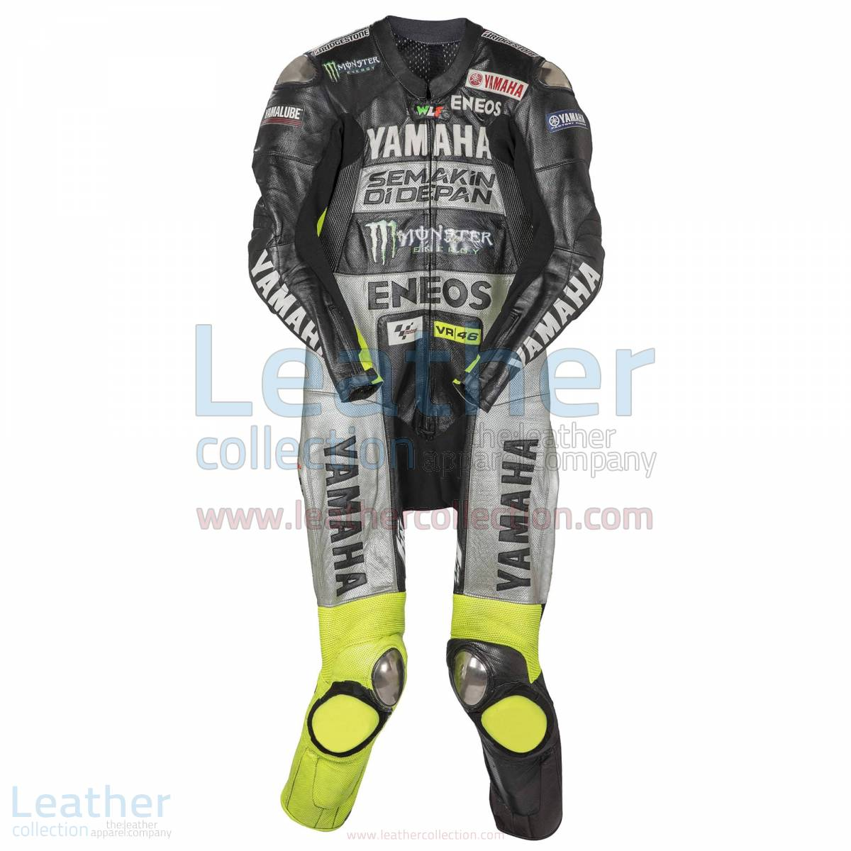 Valentino Rossi Winter Test Yamaha MotoGP 2013 Suit