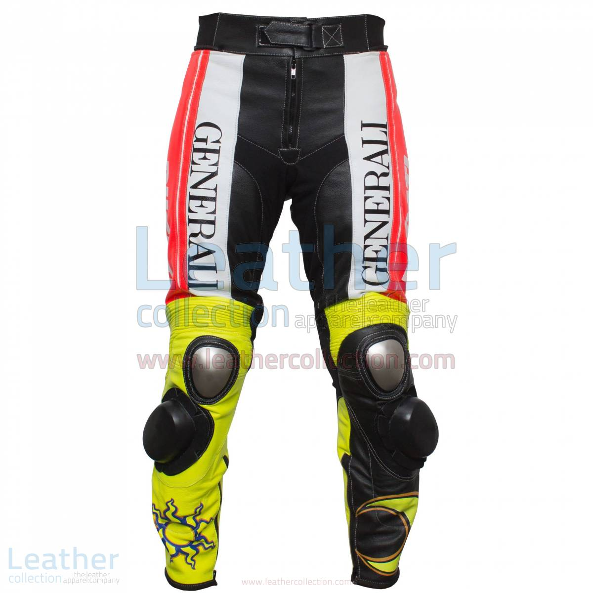 Valentino Rossi Ducati Corse Leather Pants